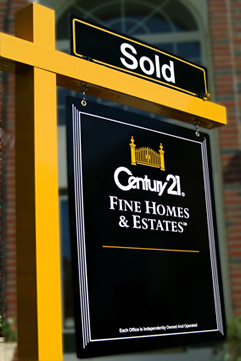 Sell Your House Using the CENTURY 21 Fine Homes and Estates Luxury Marketing System