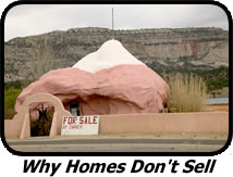 Why Homes Don't Sell
